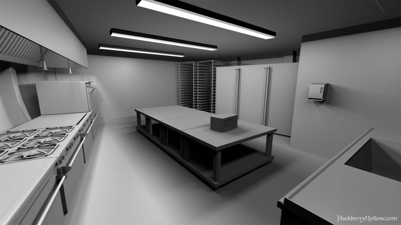 Interior Concept Art 2 @ Hackberry Hollow
